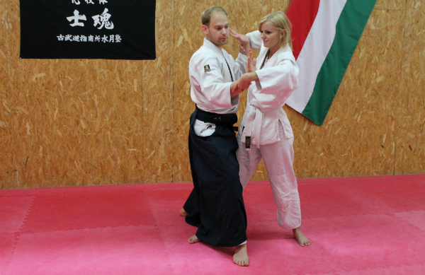 Aikido seminar Csák Gergely4