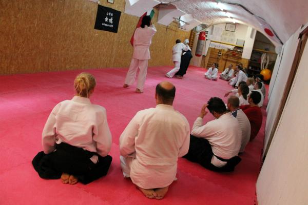 Show Aikido seminar Csák Gergely5