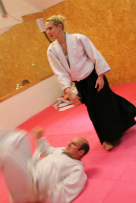 Aikido seminar Csák Gergely6