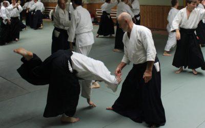 Szeminárium az aikido sűrű leírásáról