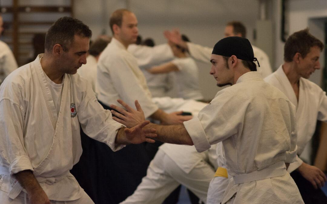Új aikido tanfolyamot indítunk kezdőknek!