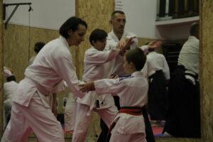 aikido edzés