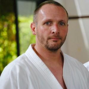 Stéphane Goffin aikido mester