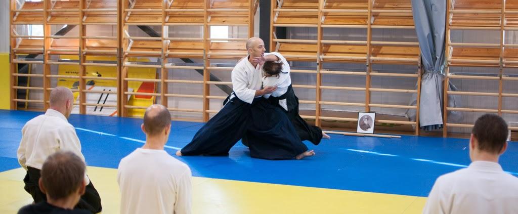 Aikido – magad miatt tedd meg!