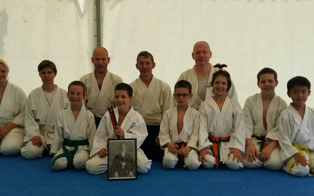 Gyerek aikido edzések szeptembertől
