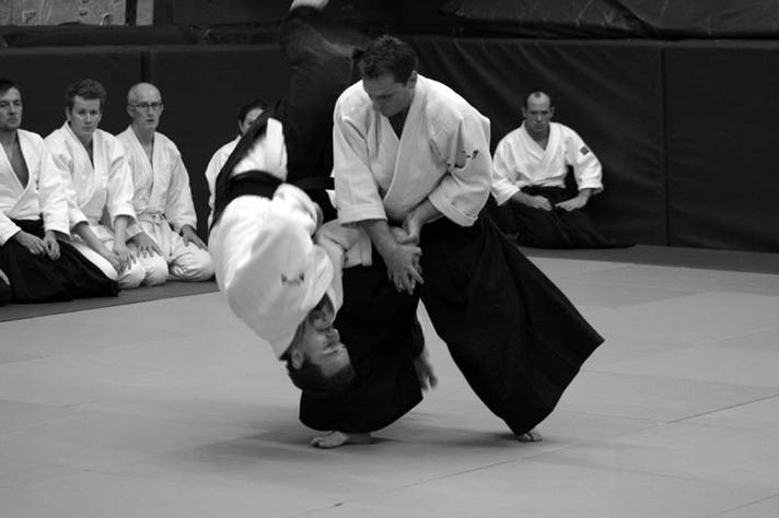 Marc Bachraty aikido