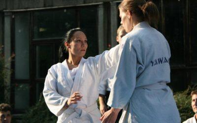 8 ok, amiért a nőknek is érdemes aikidózni