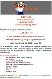 Nyári aikido gyerektábor @ Zala Megyei Ifjúsági Tábor | Balatongyörök | Magyarország