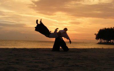 Augusztusi edzésidőpontok: aikido a nyári szünetben
