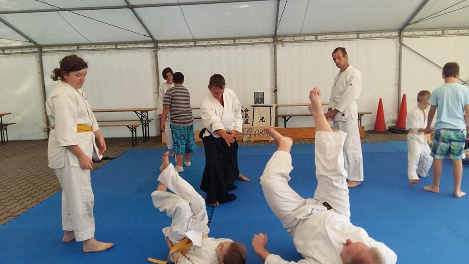 óbarok aikido dojo