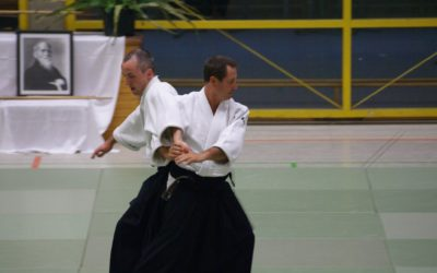 Nem, az aikido nem olyan, mint a tánc