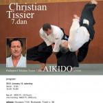 Christian Tissier, 2013. január 12., Budapest